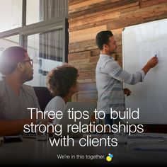 Three tips to build strong relationships with clients Strong Relationship, Relationships, Third, Building, Blog, Buildings, Dating, Relationship, Architectural Engineering