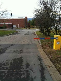 You would've done a better job of installing this security gate.