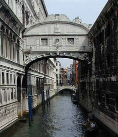 The canals of Venice are drop dead gorgeous.  Endless opportunities to take the best photos of your life.