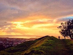 Sunset in Auckland . . . #nz #newzealand #auckland #cityscape #cloud #travel #iphonephotography #iphoneonly #instagram #instadaily #landscape #outdoors #explore #nature #紐西蘭 #新西兰 #旅行 #旅 #山 #自然 #風景 #instapic #travelphotography #instatravel #naturelovers #mountain #photooftheday #picoftheday #cityview #sunset Iphone Photography, Auckland, Land Scape, New Zealand, Mountain, Journey, Outdoors, Clouds, Celestial