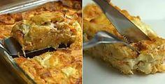 Torta de frango cremosa de liquidificador: saiba co    mo preparar receita saborosa