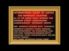 INTERNATIONAL  COURT OF  JUSTICE  FOR  IMPERIALIST  COUNTRIES