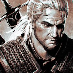 The Witcher 3 Geralt of Rivia