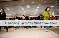 4 Consumer Rights You MUST Know