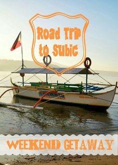 We hit the road once again for a weekend escapade in one of the favorite roadtrip destinations near the bustling Metro Manila. Subic, Zambales is 130 kilometers northwest of the Philippine capital which is a known esplanade of fun and adventure.