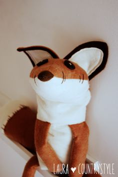 "Country style etsy pattern fox "" the little prince"""