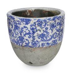 vaso de ceramica