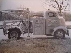 1939 Dodge c.o.e. | Vintage C.O.E. (Cab Over Engine) HEAVY TRUCKS ...