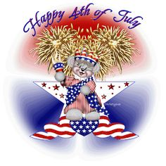 Perfect Happy 4th Of July *¨*♫✩