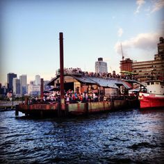 The Frying Pan in NYC - Pier 13