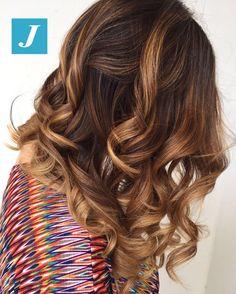 Le sfumature per te _ Degradé Joelle #cdj #degradejoelle #tagliopuntearia #degradé #igers #shooting #musthave #hair #hairstyle #haircolour #longhair #ootd #hairfashion #madeinitaly #wellastudionyc