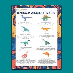 8 Minute Morning Workout for Kids - ADHD & Autism Resources for Parents Physical Activities For Kids, Sensory Activities, Learning Activities, Kids Learning, Physical Education, Sensory Diet, Movement Activities, Activity Games, Adhd And Autism