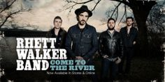 "Rhett Walker Band - listen to ""When Mercy Found Me"" and take a look through their upcoming tour dates."