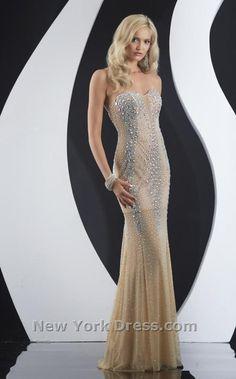 Jasz Couture 4970 Dress - NewYorkDress.com