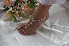 Barefoot shoes for your Perfect Beach Wedding Made to Order. Visit Made On Magnetic on Facebook.