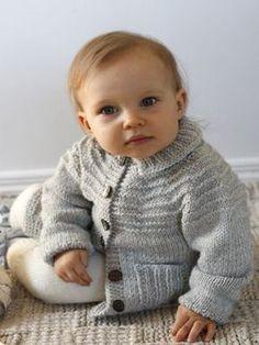Vauvan neulenuttu Novita 7 Veljestä: | Novita knits