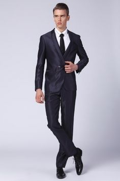 Awesome Navy Suits For Men