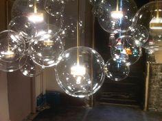 bubble shaped light bulb covers