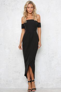 HelloMolly | Fixated Maxi Dress Black  www.hellomollyfashion.com/fixated-maxi-dress-black.html?utm_source=pinterest&utm_campaign=maxi%20dresses&utm_medium=organic