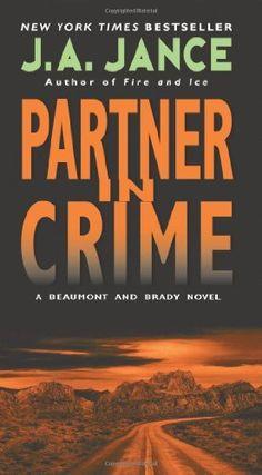 J.a. Jance Novels Partner in Crim...