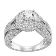 Click to learn the story behind the name or check it out on our website http://www.diamondnexus.com/briar-rose.html