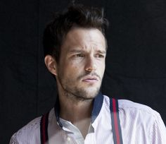 Brandon Flowers , singer of the Killers , is quite a quote-worthy man. He is a fascinating and completely self-contradictory human being. Most Beautiful Man, Beautiful People, Mr Brightside, Innocence Lost, Perfect Teeth, Brandon Flowers, Cute Celebrities, Rock Music, Cute Guys