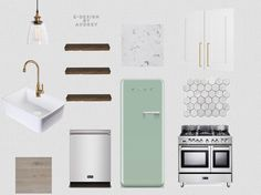 """135 Likes, 6 Comments - Audrey Crisp (@edesignbyaudrey) on Instagram: """"Modern Farmhouse kitchen design board I came up with. #edesignbyaudrey #edesign"""""""