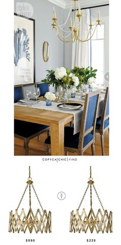 Dining Rooms Archives - Page 16 of 31 - copycatchic Circa Lighting, Pendant Lighting, Dining Tables, Dining Rooms, White Bunk Beds, Home Lighting Design, Dining Room Inspiration, Home Decor Styles, Chandeliers