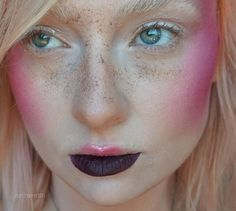 WEBSTA @ ashmeredith_ - Seeing Pink _Hello fellow alien babes