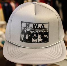 Dre rap rapper eazy E Raiders compton snapback hat cap hood. Officials  Vintage 2173853ee1ff