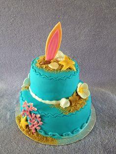 Beach cake                                                       …
