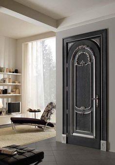 WOW!! The door!! love the details!