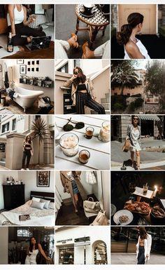 Best Instagram Feeds, Instagram Feed Ideas Posts, Instagram Feed Layout, Instagram Grid, Creative Instagram Stories, Instagram Pose, Instagram Design, Instagram Story Ideas, Feed Vsco