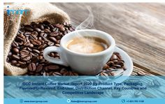 The GCC instant coffee market grew at a CAGR of around 4% during 2014-2019. Looking forward, IMARC Group expects the GCC instant coffee market to grow moderately during the next five years. Cafe Bio, Coffee Market, Food And Beverage Industry, Coffee Maker Machine, Instant Coffee, Chocolate Coffee, Organic Recipes, Morning Coffee, Cocktail