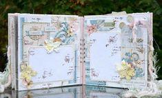 Julia Ost handmade: Летний альбом и МК