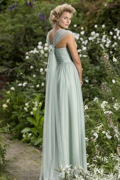 Stunning multiway bridesmaid gown by True Bride in over 50 colour options.
