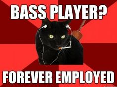 10 reasons why bass players are the best in the band