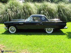 1957 Black T Bird