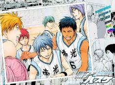 kuroko no basket geração dos milagres - Pesquisa Google Durarara, Kuroko No Basket, Kagami Taiga, Kise Ryouta, Midorima Shintarou, Akashi Seijuro, Thing 1, Memes Humor, Funny Memes