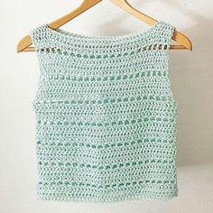 Fabulous Crochet a Little Black Crochet Dress Ideas. Georgeous Crochet a Little Black Crochet Dress Ideas. Débardeurs Au Crochet, Gilet Crochet, Crochet Cardigan Pattern, Crochet Shirt, Crochet Woman, Easy Crochet, Free Crochet, Crochet Patterns, Crochet Ideas
