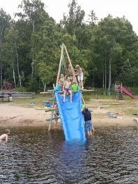 Kamperen in Zweden, Blekinge (Karlskrona) - Stensjö Camping