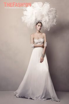 EachErrico Mariacouture gown begins with an inspiration…which…
