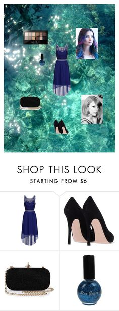 """""""First Date"""" by musicmiku58 ❤ liked on Polyvore featuring Ciao Bella, Dorothy Perkins and Maybelline"""