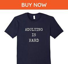 Mens Humor Graphic T Shirts Humorous Adult Tee Medium Navy - Funny shirts (*Amazon Partner-Link)
