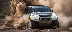 Monkey Motor: Resumen del 8° Día del Dakar 2015