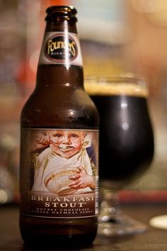 Founder's Breakfast Stout, photo by Robert Caputo.