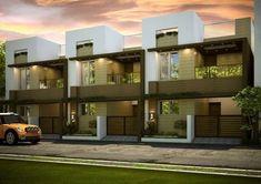 modern row house facade에 대한 이미지 검색결과
