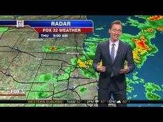 Tom Hiddleston (Loki) Does Chicago Weather Report and Blames the Thunderstorms on Thor