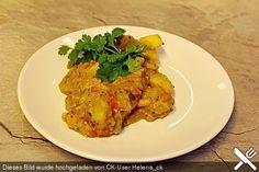 Kartoffel - Curry mit Erdnüssen, ein schmackhaftes Rezept aus der Kategorie Gemüse. Bewertungen: 4. Durchschnitt: Ø 3,8.