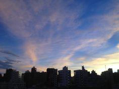 Tokyo sky.